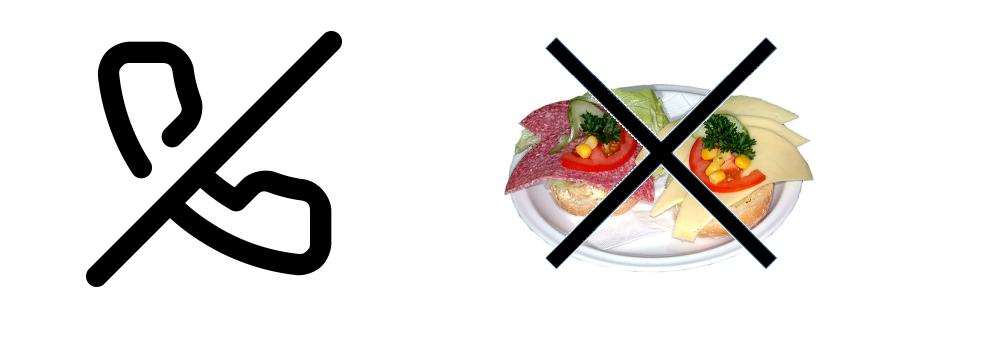 Obr. 2: Nevhodná kombinace dvou nesourodých ikon